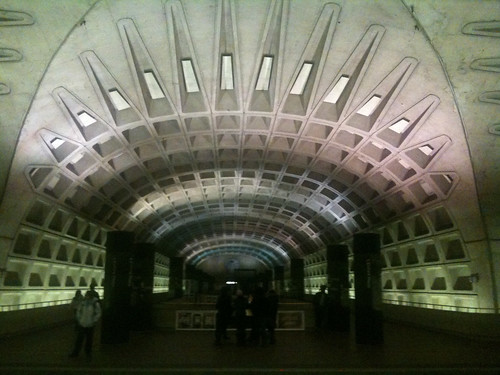 L'Enfant Station: Washington DC Metro
