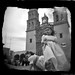 Girls outside the Parroquia // Dolores Hidalgo // Mexico
