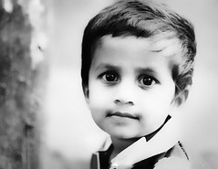 """""""Only those who look with the eyes of children can lose themselves in the object of their wonder"""" (☆Mi☺Λmor☆) Tags: street travel boy portrait bw copyright india white black cute youth trek canon photography 50mm born hostel kid eyes mine photographer child artistic f14 thinker goa national innocence danny usm dslr maximus visionary dinesh kumar yhai 40d primeart ☆mi☺λmor☆ sidnid anjaanasafar dphotographer primefineart dannymaximus fotocrafter dmaximus anjaanarahi"""