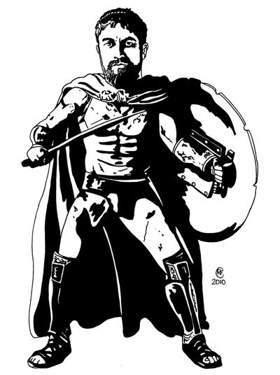 King Leonidas 3