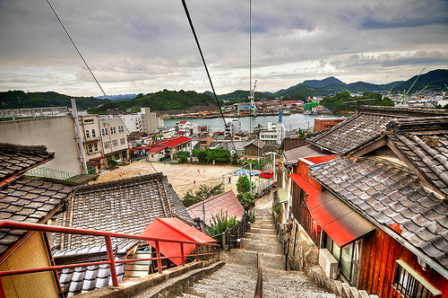 Onomichi City04 HDR
