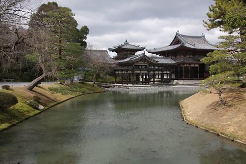 浄土式庭園と平等院鳳凰堂