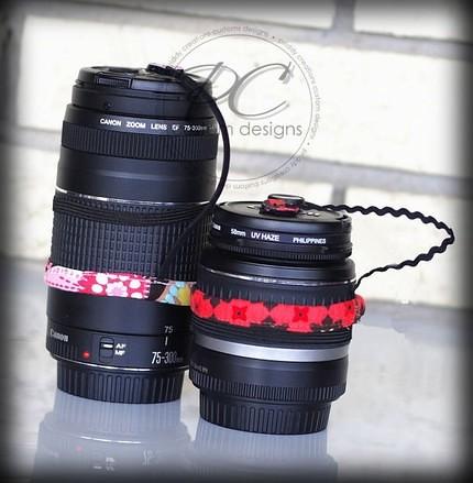 lens cap strap