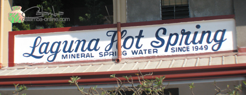Calamba Laguna Hot Spring