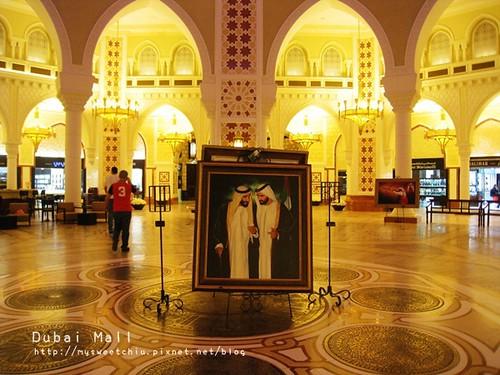 杜拜 dubai mall_2