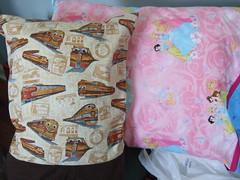 Pillow 3 &4
