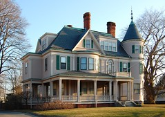 Diamond District House (massmatt) Tags: house architecture queenanne massachusetts victorian lynn diamonddistrict