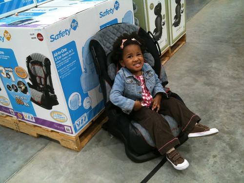 The Costco Car Seat Originally Uploaded By Littlelostrobot