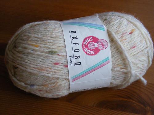 oxford tweed