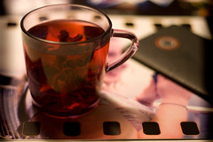 From Egypt With Love ([SpAb]) Tags: pink flowers cup tea rr herbtea tisane fromegyptwithlove egyptmoment