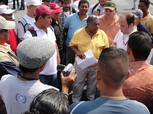 Chirino, 12 de marzo, Maracay