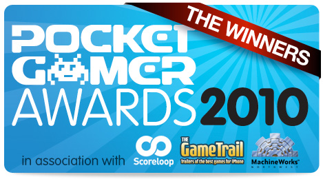 Premios Pocket Gamer