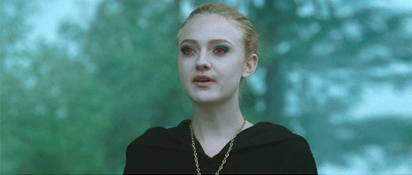 CTwilight saga Eclipse Dakota Fanning