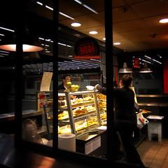 La Défense (philoufr) Tags: paris station square fastfood sandwich takeaway ladéfense ratp sncf rera carréfrançais canonpowershots90