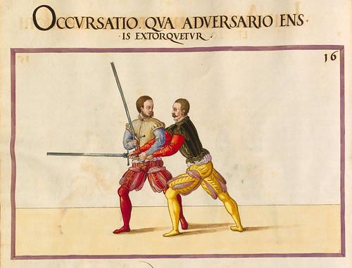 004-De arte athletica I- BSB-© Bayerische Staatsbibliothek