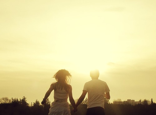 Run With Me by Rowena R