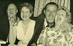 Image titled Betty Watt and Friends Having a Wee Dram 1960