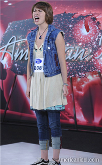 Shioban Shoban Siobhan Magnus - American Idol 2010 - Season 9 contestants pics, videos, photos, pictures