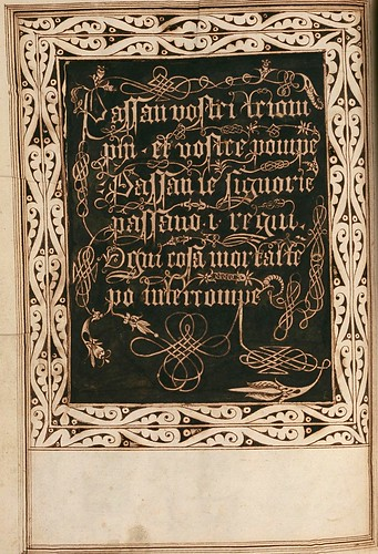 014-Opera dianto nella quale vedrete molte caratteri di lettere - Antonio Schiratti – 1600-1615