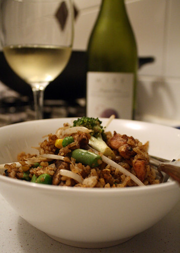 Gluten Free Scallywag_Fried Rice