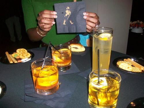 Johnnie Walker drinks