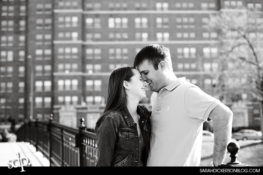 Kansas City engagement photgraphy