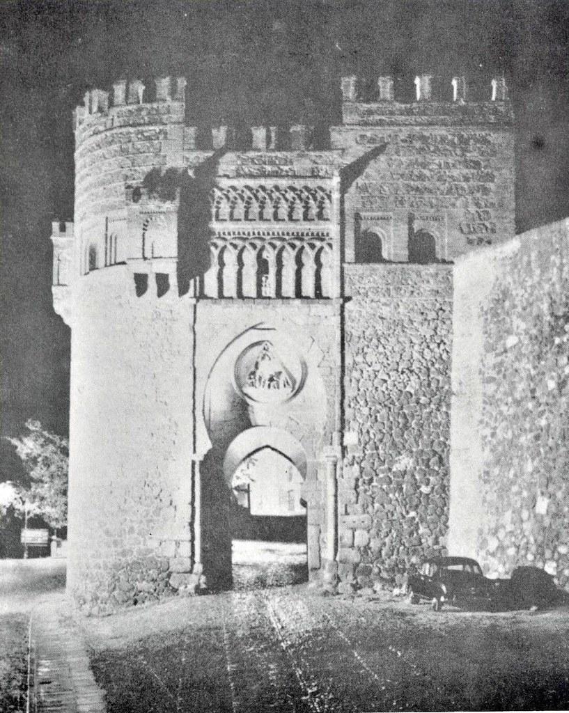 Puerta del Sol en los años 60
