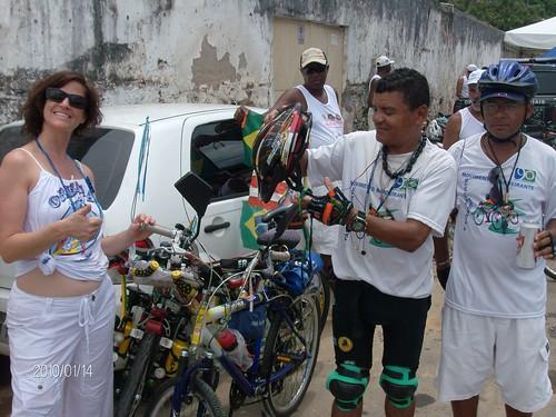 KT & Salvador Bike Dudes