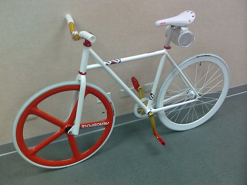 Nifty fixie