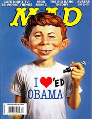 MAD about Obama