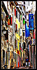 Rovinj HDRish (philwirks) Tags: new abstract public interesting random croatia rovinj picnik myfavs prismatic luminosity philrichards goldstaraward show08 flickrinfullcolor unlimitedphotos philwirks