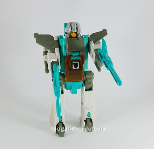 Transformers Brainstorm G1 - modo robot