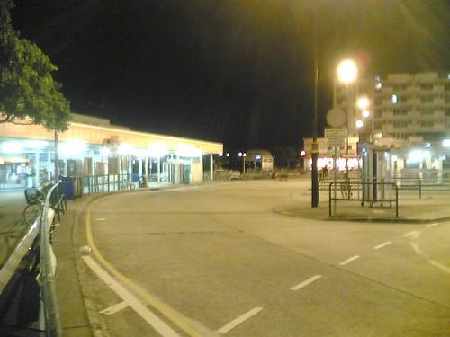 Mui Wo bus terminus
