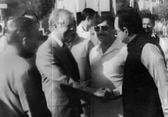 Bhandara meeting Gen. Zia and President Carter (Doc Kazi) Tags: pakistan parsi minoo bapsisidhwa bapsi goshi kandawalla minoobhandara