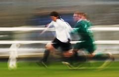 Rothesay Brandane 4 - 3 Stirling University (ufopilot) Tags: blur football movement university action stirling soccer danes rothesay brandane