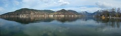 Tegernsee Panorama (Claude@Munich) Tags: panorama alps germany bayern bavaria oberbayern upperbavaria tegernsee oberland miesbach badwiessee claudemunich mangfallgebirge tegernseertal bayerischevoralpen tegernseelake bavarianprealps