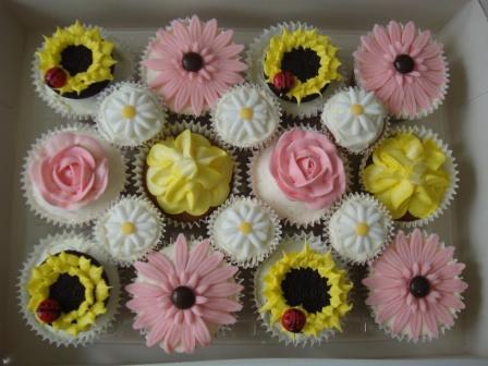 Flower Cupcake Box[1]