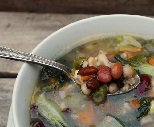 17 Bean Soup CU