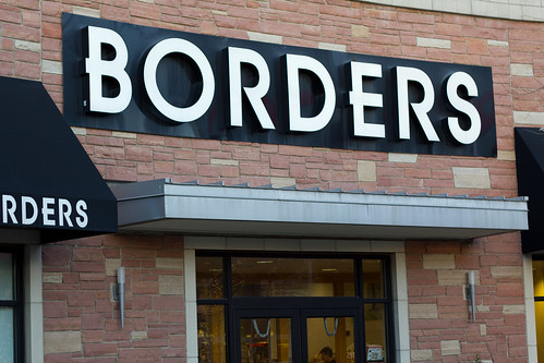 Borders Book Bankruptcy?
