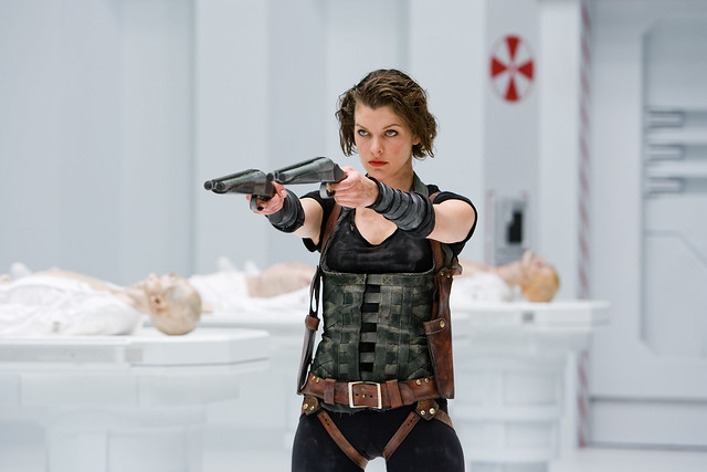Resident Evil 4 Afterlife Alice