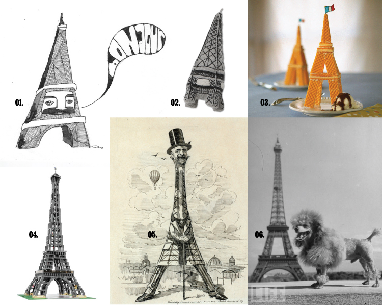 Silly little Eiffel