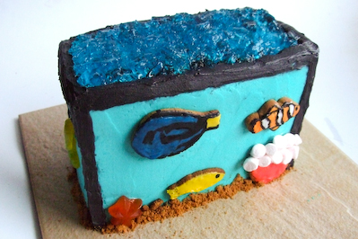 Swimming Cake Ideas