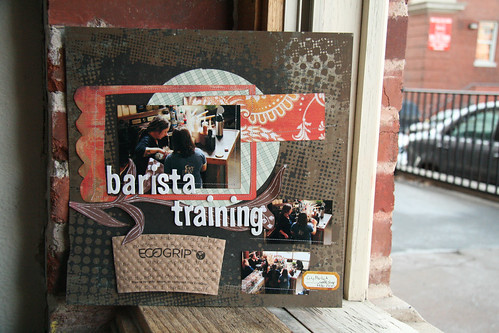 Barista Training