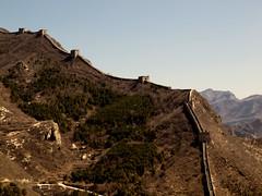 Simatai Section - Great Wall of China (kevinpoh) Tags: china mountain tower wall beijing olympus unesco worldheritagesite greatwall beacon zuiko passes simatai 18180mm e620