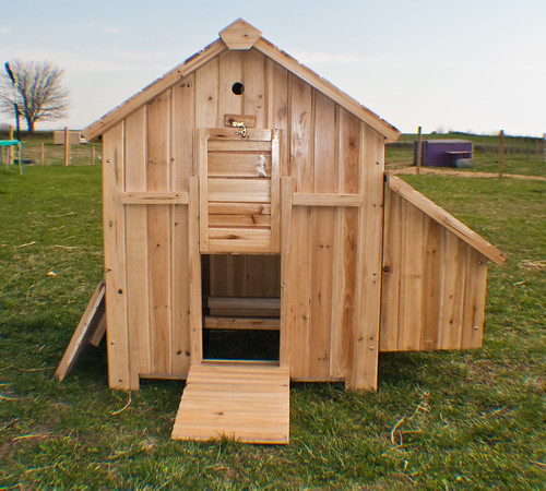 15 Cute Chicken Coops