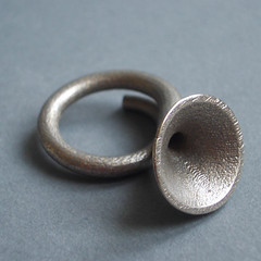 Monotone ring (Euphy) Tags: steel jewelry ring jewellery musical instrument horn brass stainless bugle 3dprint uptomuch