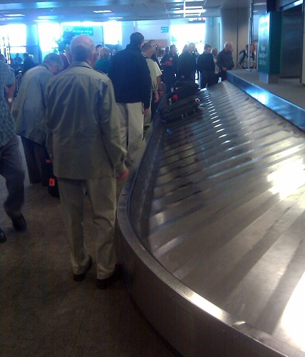 Crowding the Baggage Claim