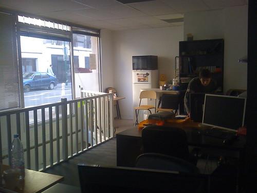 locaux de Silex Labs à Montreuil