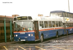 1009 AOL 9T (onthebeast) Tags: city travel west bus buses station centre national service dudley leyland midlands twm wmt