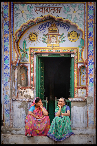 Women of Bundi * Rajasthan #4